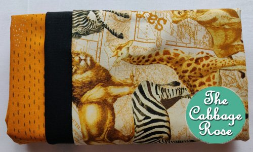Pillowcase kit - Safari