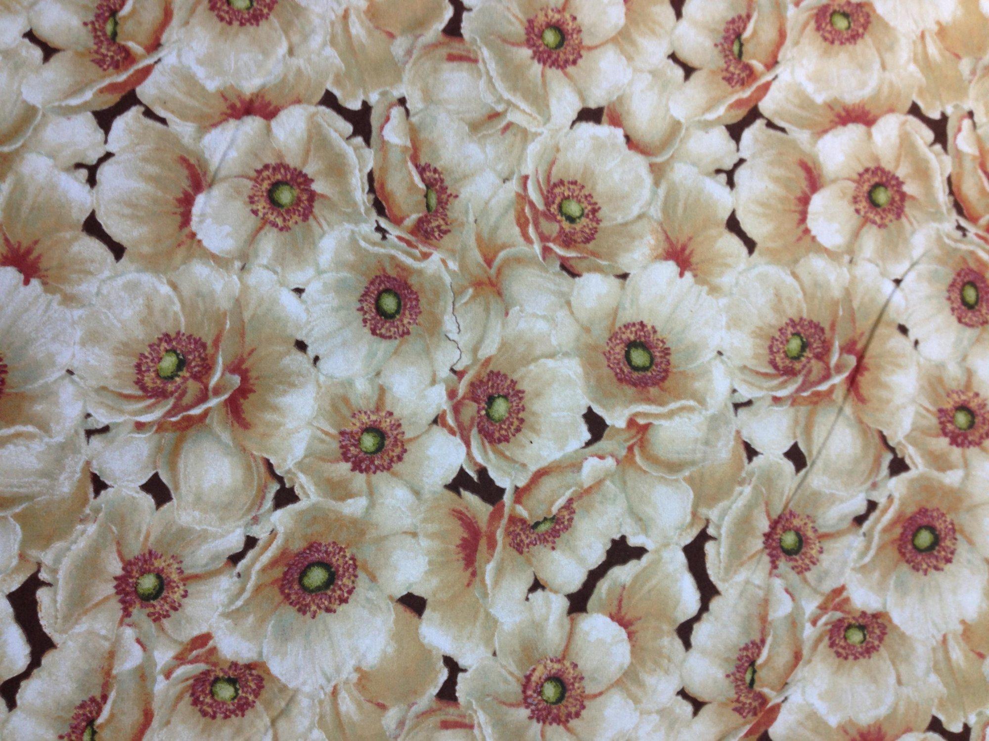 Windflower Flannel