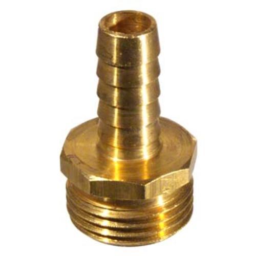 Garden Hose Fittings 1/2 barb (brass)