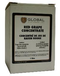 Grape Concentrate 1 liter