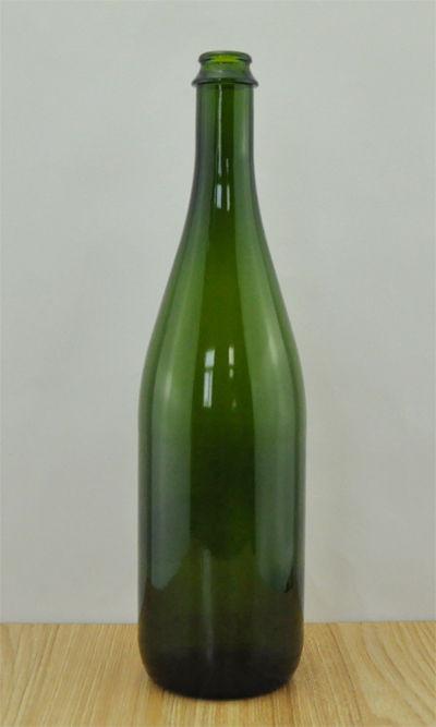 750 ml Emerald Green Champagne