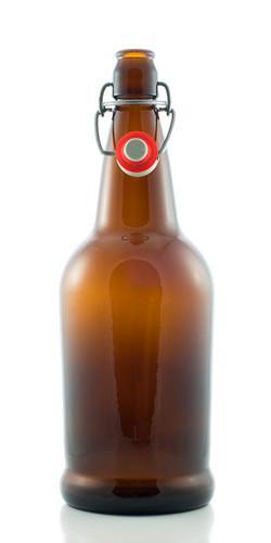 1 Liter Flip Top Bottles