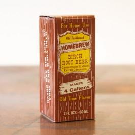 Old Fashioned Homebrew soda extract