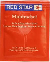 Montrachet Red Wine Yeast