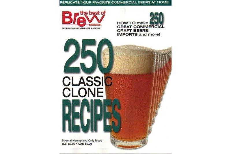 250 Clone Recipes BYO