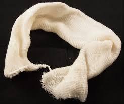 Muslin Hop Bag, Small sock