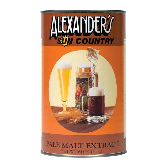 LME Alexander's Liquid Malt Extract 4 lb can