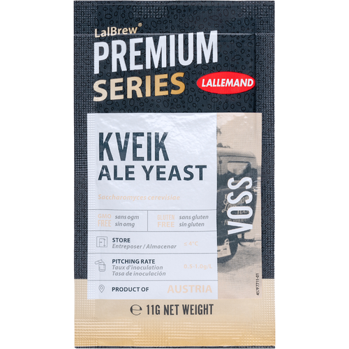Voss Kveik Ale Yeast by Lallemand