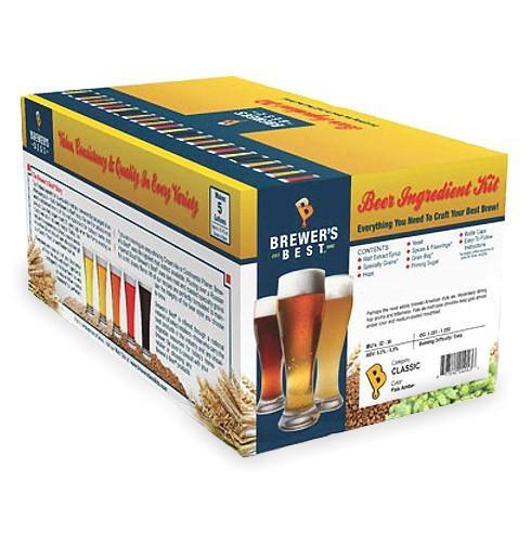 BB New England Hazy Wheat