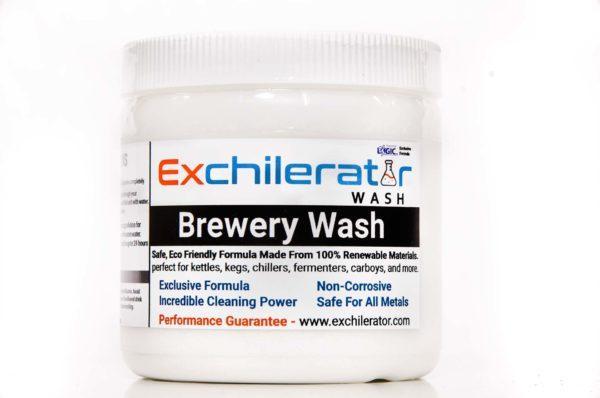 Exchillerator  Brewery Wash