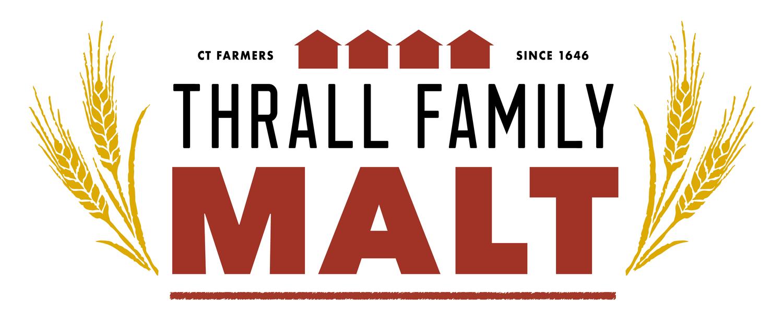 Thrall Family Malt 2-row 50 lb sack