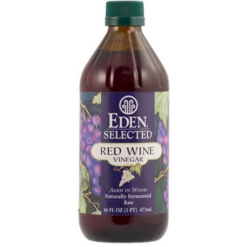 Red Wine Vinegar Mother (Eden Selected)