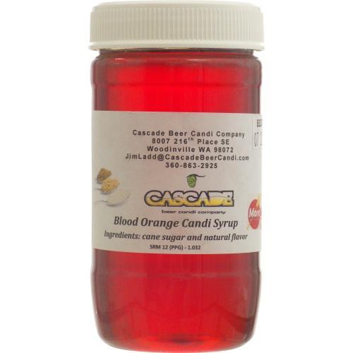 Cascade Beer Candi Syrup - Blood Orange