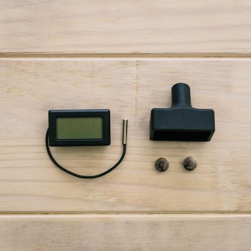 Thermometer   LCD for Fermenters