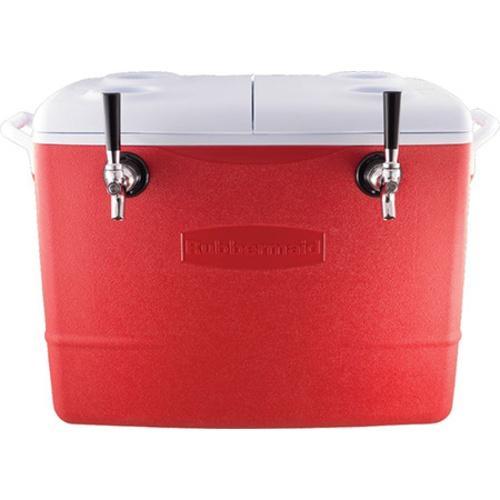 Draft Jockey Box - 2 Faucet