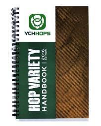 HOP VARIETY HANDBOOK - REVISED