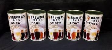 LME Brewers Best Liquid Malt Extract