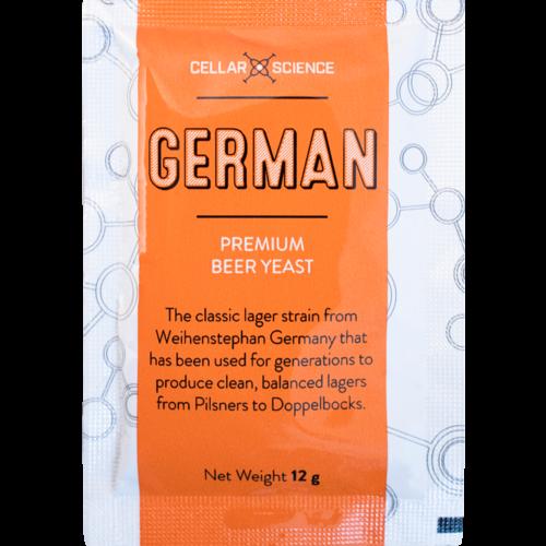 CellarScience® GERMAN Dry Lager Yeast