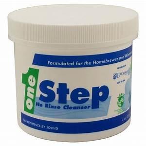 One Step No-Rinse, 8 oz
