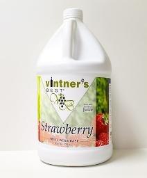 Vintner's Best Strawberry Fruit Wine Base
