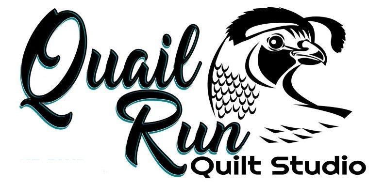 quail run quilt studio logo