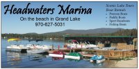 Headwaters Marina