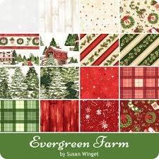 Wilmington - Karat Crystals 2.5 Strips - Evergreen Farm