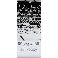 Hoffman - Bali Poppy - Oreo