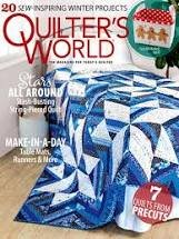 QUILTERS WORLD MAGAZINE -WINTER 2020