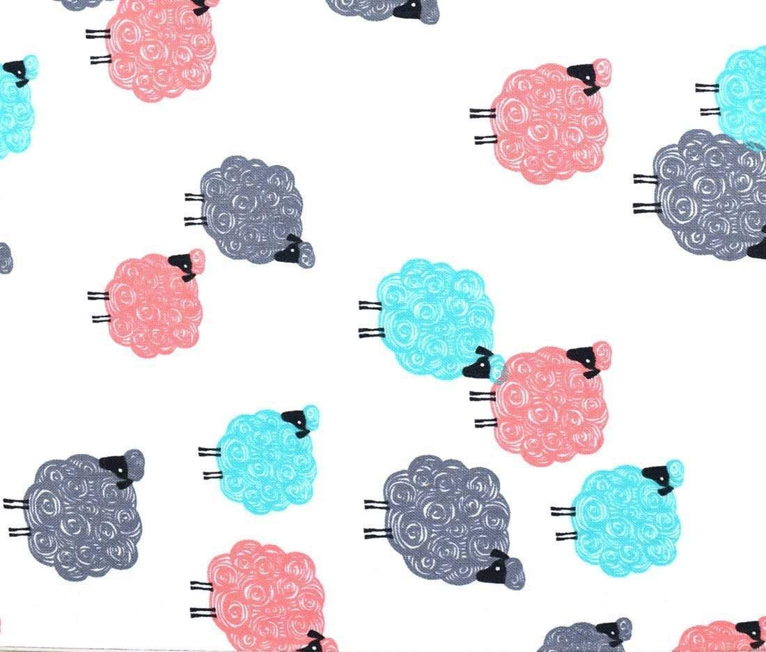 Children's Sheep Fabric Baa Baa Baby Cotton Fabric