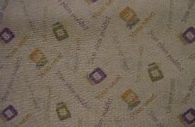 Moda Children's Cotton Fabric Oh Baby Cream/Multi 44 Inches Wide