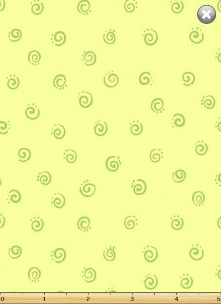 SUSYBEE MULTI GREEN, Tone On Tone Cotton Fabric 44 Inches Wide