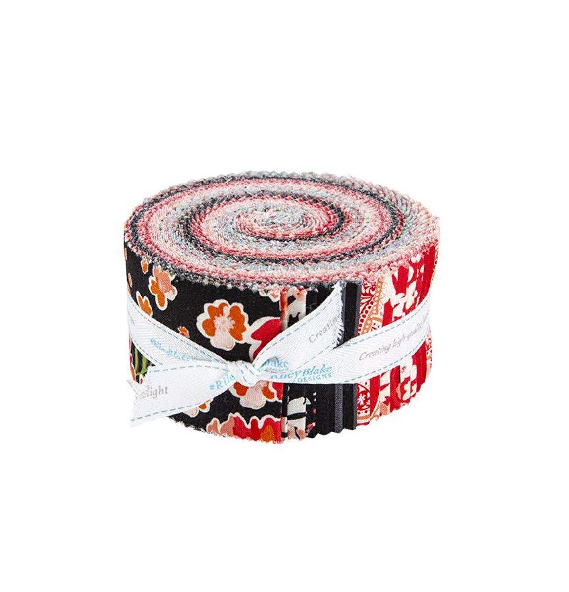 Ava Kate 2-1/2in Strip, 40pcs, 3 bundles/pack