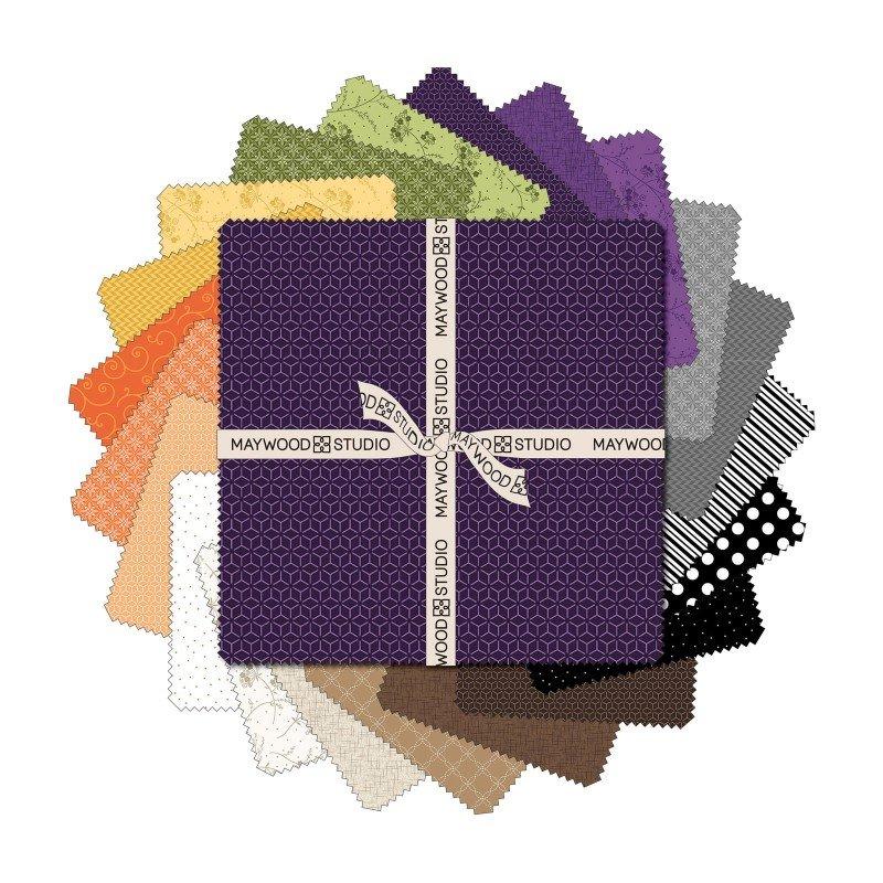 Kim's Picks - Fall 10in Squares, 42pcs/bundle