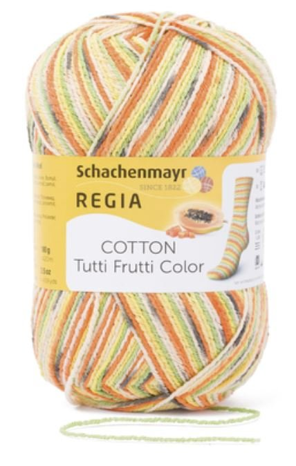 Regia Cotton Tutti Fruitti