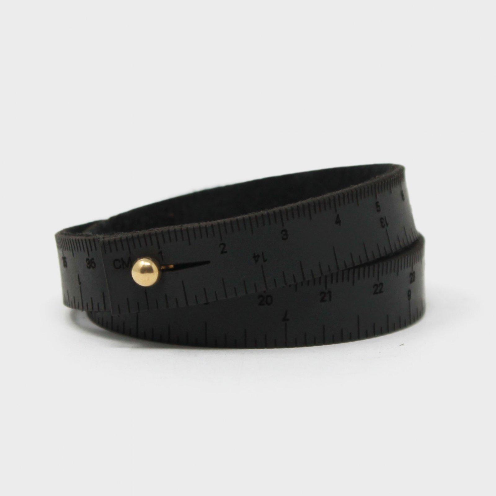 Wrist Ruler - Black