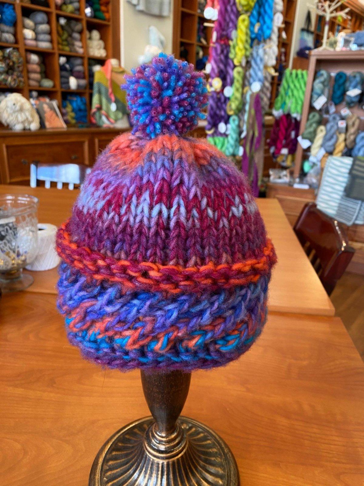 Perky Little Hat