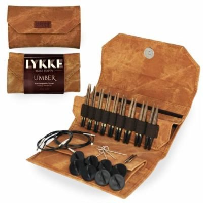 Lykke Interchangeable 3.5 Circular Knitting Needle Set