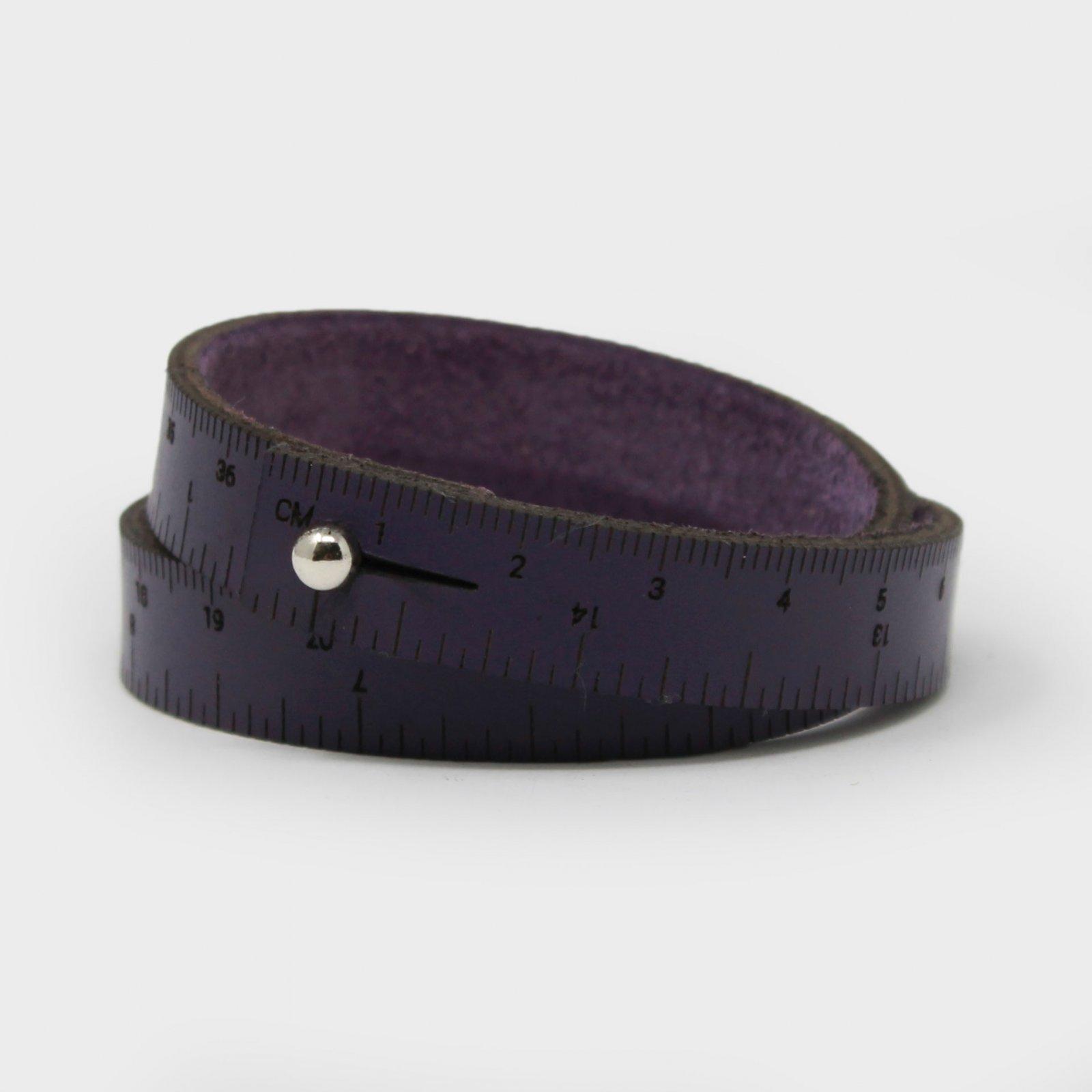 Wrist Ruler - Plum