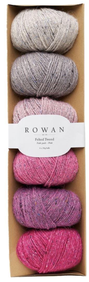 Rowan Felted Tweed Fade Pack