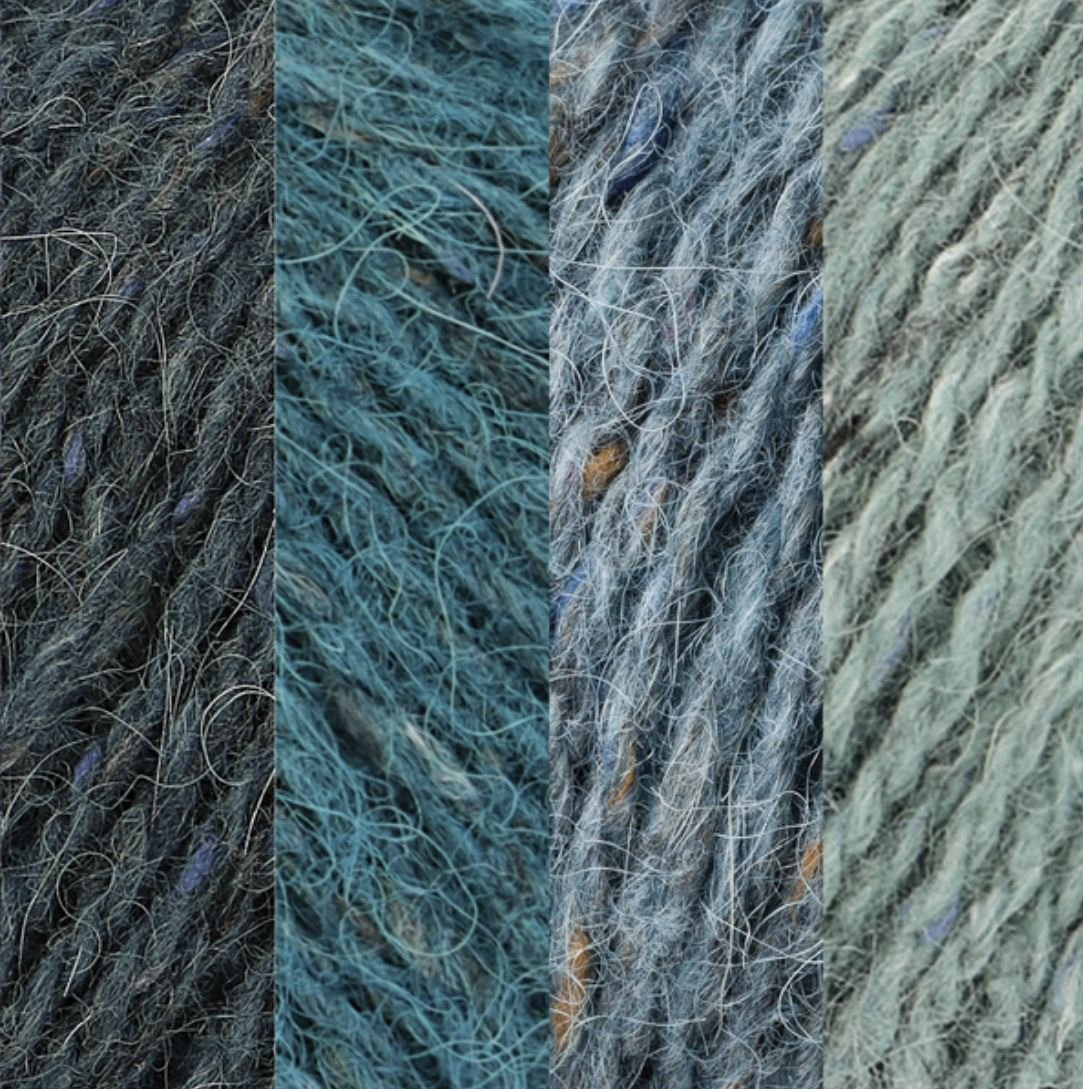 Rowan Felted Tweed Fade Pack
