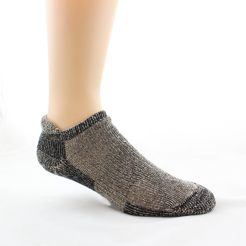 Low Pro Alpaca Sock