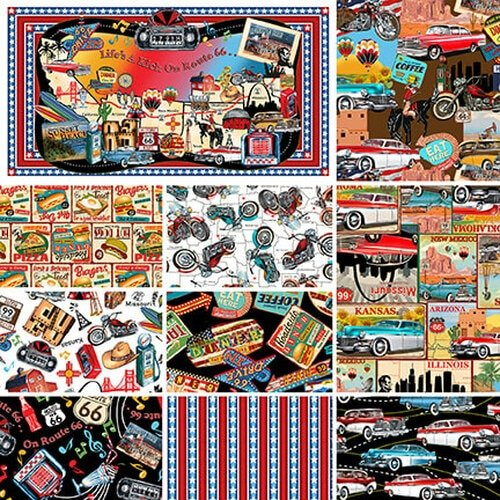 Life's a Kick by Blank Quilting
