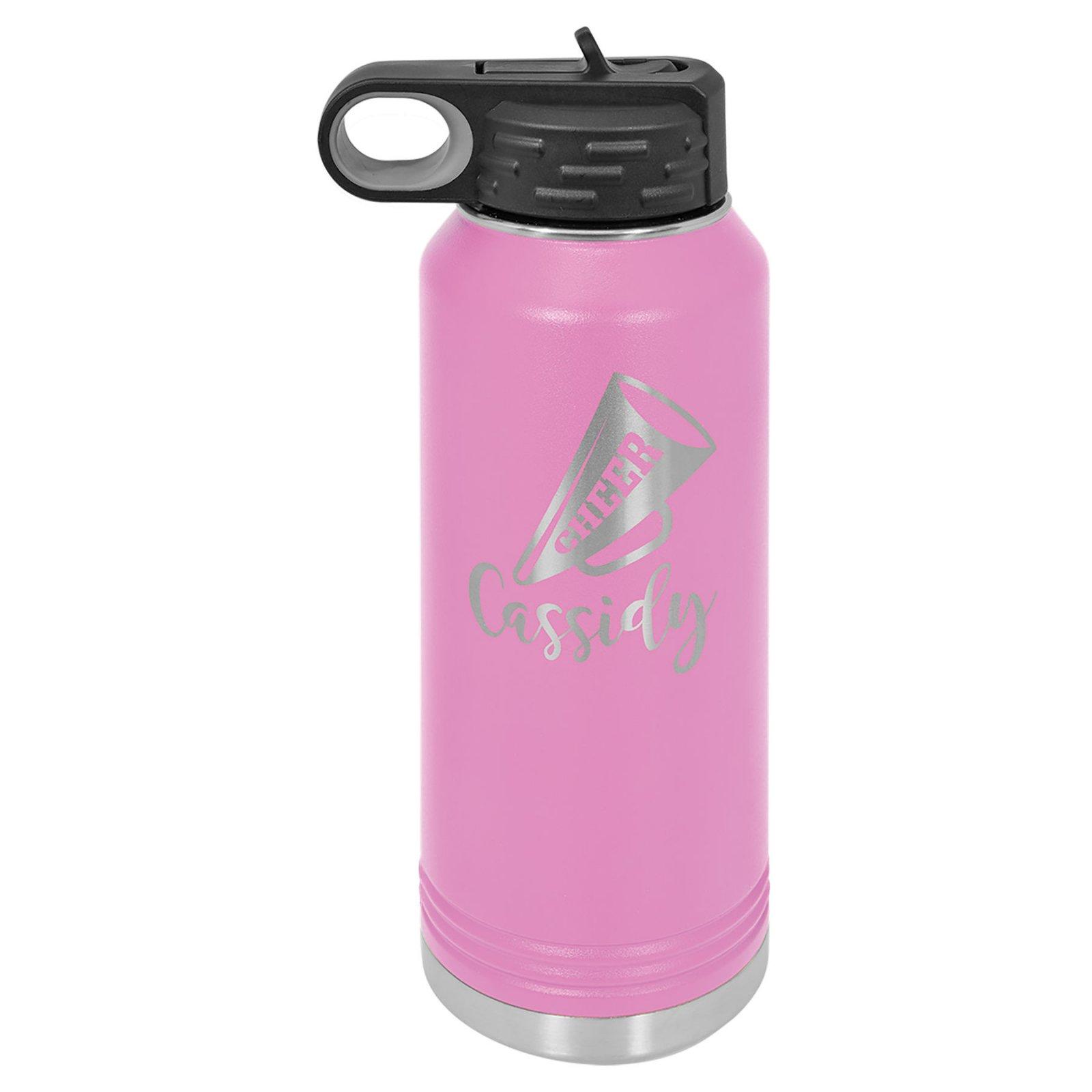 32 oz Water Bottle Lt Purple