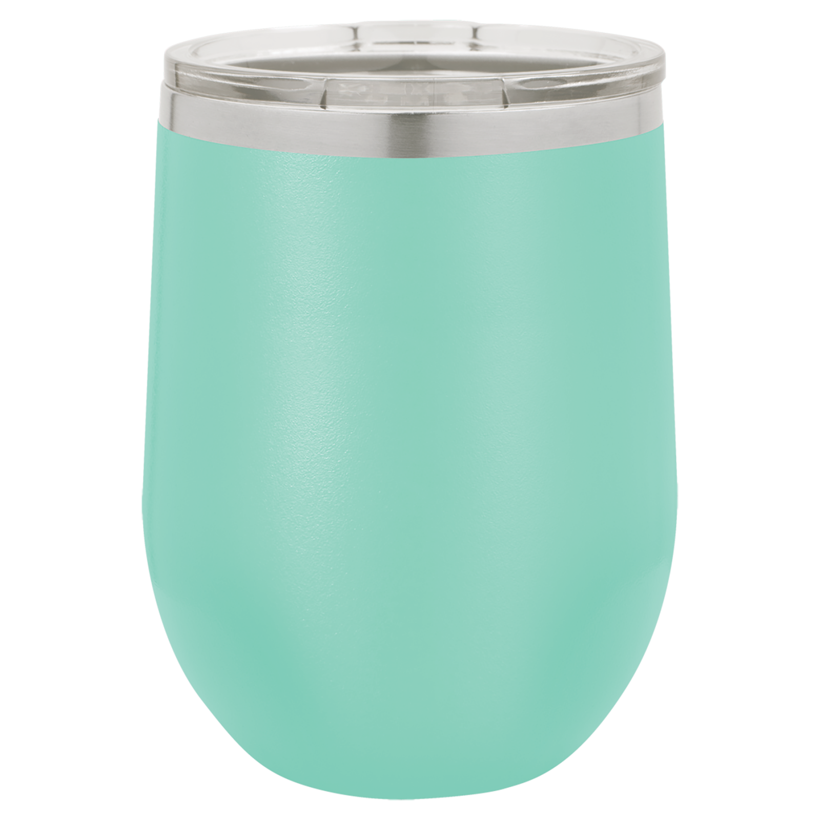 12 oz Stemless Wine Cup TEAL