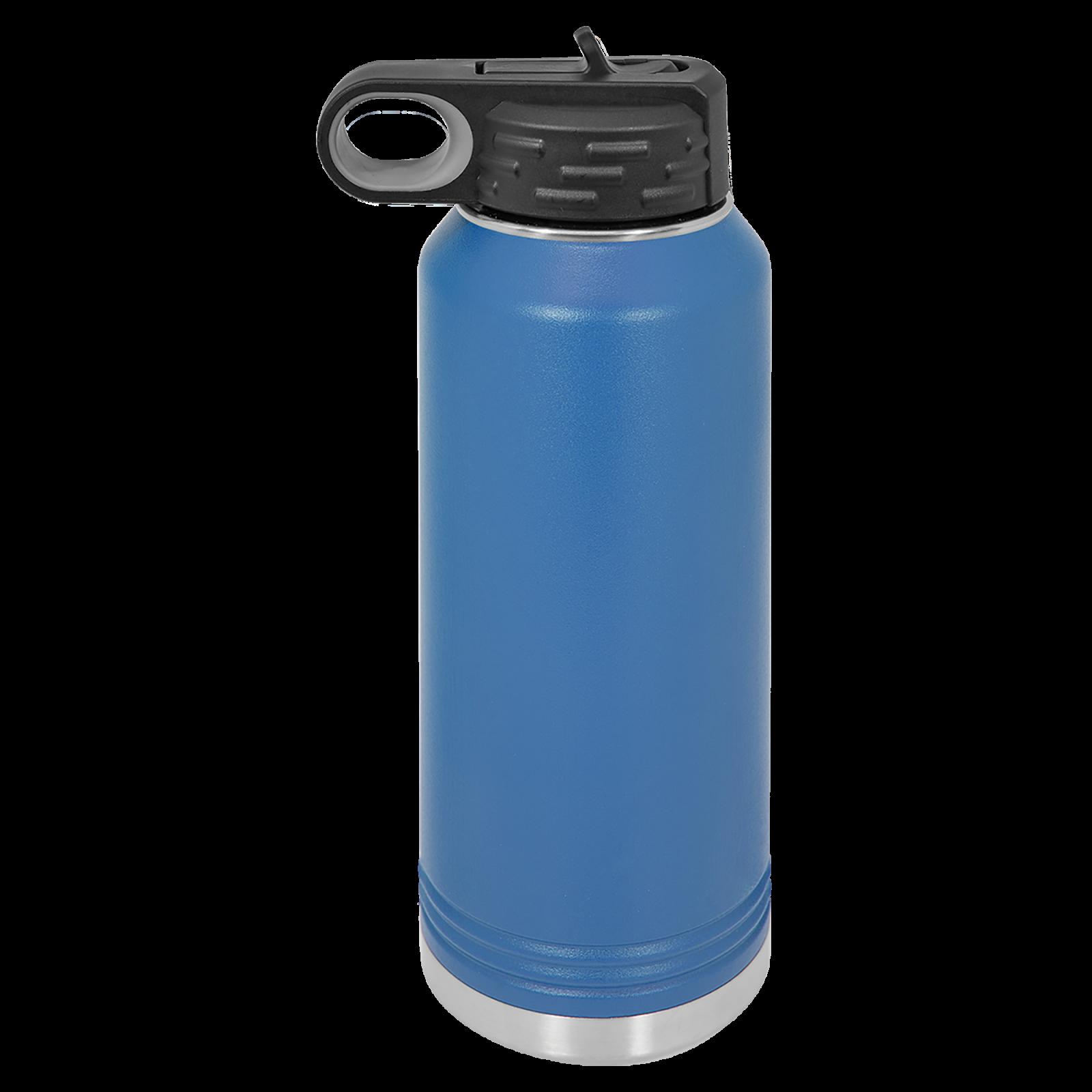 32 oz Water Bottle BLUE