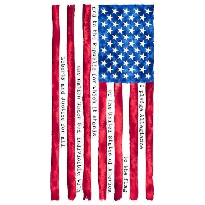 One Land, One Flag 24 Panel