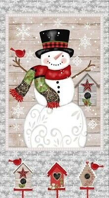 Snow Place Like Home Panel 24