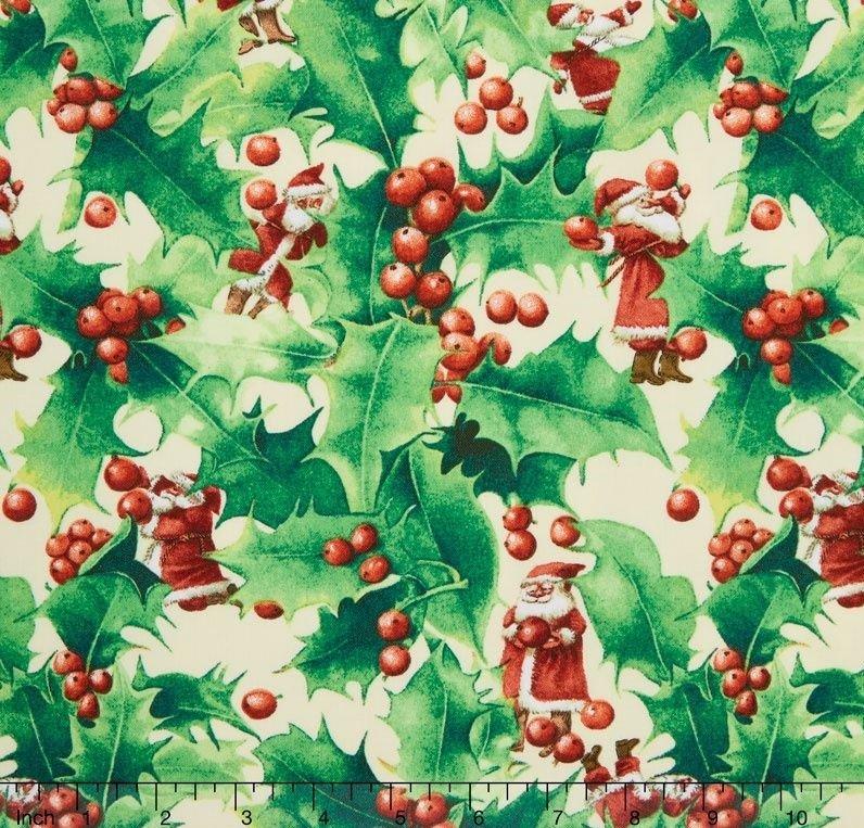 Free Spirit fabric Winter Miracle PWMB035