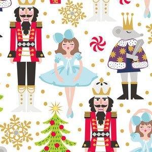Maude Asbury - Snowflake Waltz - The Nutcracker in White  (101.131.01.2)